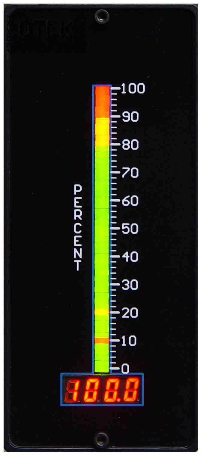 Bargraph Meters And Digital Panel Meters